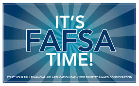 Current high school seniors and college students can do their FAFSA for the 2017-18 school year NOW...and SHOULD!