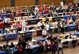 You can learn a LOT in a short amount of time in a college fair!